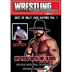 Best Of Billy Jack Haynes Vol. 1
