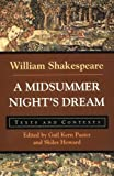 img - for By William Shakespeare - Midsummer Night's Dream: Texts and Contexts: 1st (first) Edition book / textbook / text book