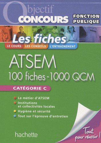 Les fiches ATSEM : 100 fiches