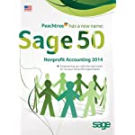 Sage50 Premium Accounting for Non-Profits 2014 US Edition 5-user  [Download]