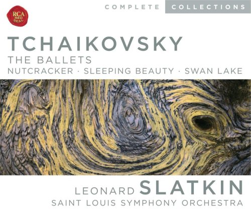 Tchaïkovsky: les ballets 51J2M91XPTL
