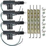 High power door lock actuator 2 wire automotive for 12 volt door latch