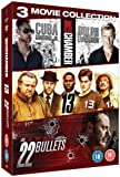 Bullet Triple: One In The Chamber/13/22 Bullets [DVD]