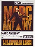 Marc Anthony: The Concert From Madison Square Garden [DVD] [2009]