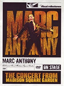 Concert madison square marc anthony movies tv - Marc anthony madison square garden ...