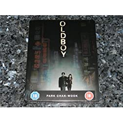 Oldboy (Limited Edition) (SteelBook) [Blu-ray]