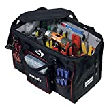 Husky 80897N09 18 in. Large Mouth Bag with Tool Wall