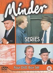 Minder: Series 4 (Box Set) [DVD] [1979]