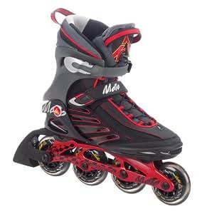 Amazon.com : K2 Moto Men's Fitness Skate (5) : Inline Skates : Sports