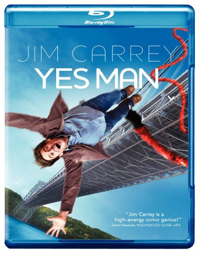 Cover art for  Yes Man [Blu-ray]