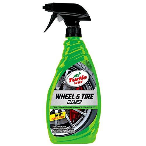 Turtle Wax T-18 All Wheel and Tire Cleaner - 23 fl. oz. (Wheel Tire Cleaner compare prices)