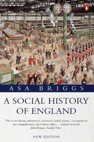 A Social History of England (Penguin history)