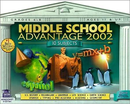 Middle School Advantage 2002