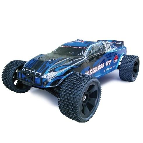 SHREDDER XT TRUCK ~ 1/6 Scale ~ Brushless Electric RC ~ By Redcat Racing