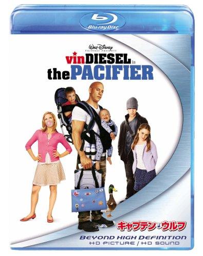 Лысый нянька: Спецзадание / The Pacifier (2005) BDRip 1080p