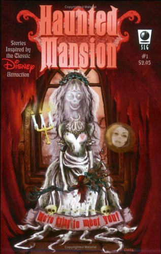 Haunted Mansion #1 PDF