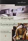 echange, troc Mascagni - Cavalleria Rusticana - Leoncavallo - Pagliacci