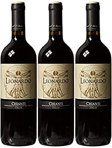 Cantine Leonardo Chianti 2012 Wine 75 cl (Case of 3)