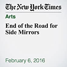 End of the Road for Side Mirrors Other by John R. Quain Narrated by Kristi Burns