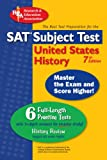 SAT United States History (SAT PSAT ACT (College Admission) Prep)