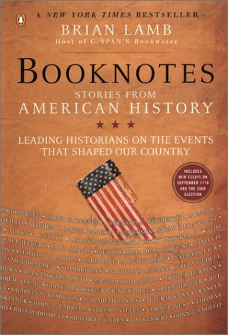 Booknotes: Stories from American History