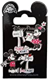 Disney Pin - Mickey and Minnie Mouse Sweethearts Mailbox