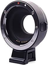 Yongnuo Smart Adapter for Canon EF EF-S Lens to Sony E Mount NEX-5C NEX-6 LF468