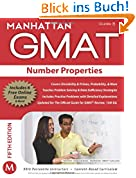 Number Properties GMAT Strategy Guide, 5th Edition (Manhattan GMAT Preparation Guide