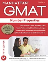 GMAT Strategy Guide, 5th Edition: Number Properties, Guide 5 ebook download