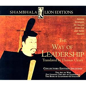 Thomas Cleary -  The Book of Leadership & Strategy (Part 2)