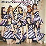 Growing Up(初回限定盤B)(ビジネスクラス盤)(DVD付)