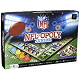 MasterPieces NFL-Opoly Junior Board Game