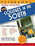 img - for Peterson's Guide to Colleges in the South 1998 (13th ed) book / textbook / text book