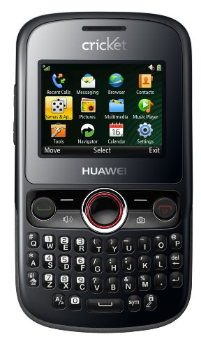 Huawei M615 Pillar Prepaid Phone (Cricket)