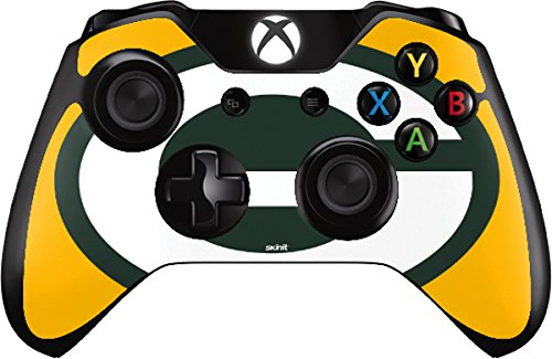 Green Bay Packers Large Logo - Skin for Xbox One - Controller