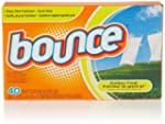 Bounce Fabric Softener Sheets, Outdoo...