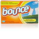 Bounce Fabric Softener Sheets, Outdoor Fresh, 40 Count