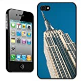 Fancy A Snuggle 'Empire State Building New York City' Clip On Back Cover Hard Case for Apple iPhone 4/4S