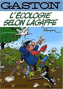 Gaston L'Ecologie Selon Lagaffe