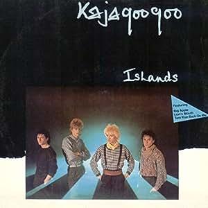 Islands (1984) [VINYL]