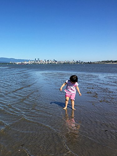 Hiking with Valentine - Spanish Banks Beach, Vancouver