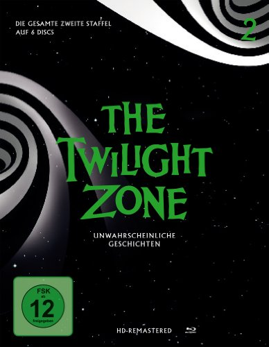 The Twilight Zone - Staffel 2 [Blu-ray]