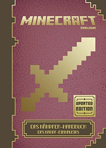 Minecraft, Das Kämpfer-Handbuch - Updated Edition: Das Kampf-Einmaleins das Buch von  - Preise vergleichen & online bestellen