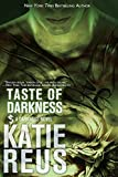 Taste of Darkness (a werewolf-dragon shifter romance)