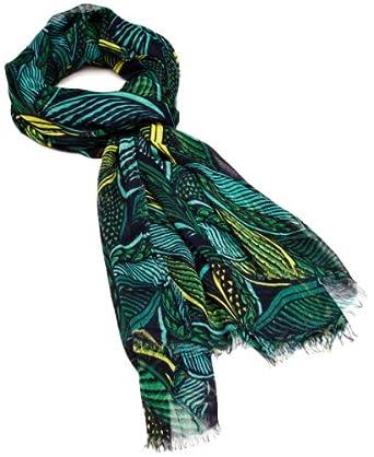 Pia Rossini Women's Zorro Scarf, Green, One Size
