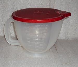 Amazon Com Vintage Tupperware 8 Cup Batter Bowl Mix N