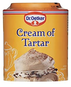 Dr. Oetker Cream of Tartar (140g)