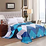 Berry Super Soft New Castle Blanket Double Bed Size 230cm X 250cm Super Lite Super Soft Blanket(Made In India)(Pack Of 1 Piece) - B074J6SKPF