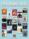 Popular Sheet Music - 30 Hits from 2010-2013 (Piano/Vocal/Guitar Songbook)