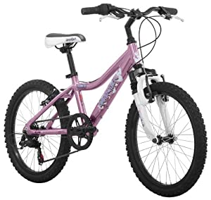 Diamondback Octane Jr Girls' Mountain Bike (20-Inch Wheels)